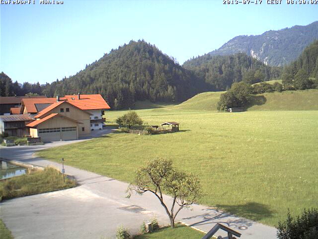 WebCam Kiefersfelden-M�hlau