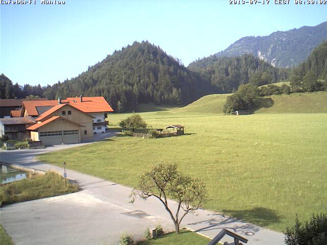 WebCam Kiefersfelden-Mühlau
